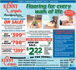Flooring For Every Walk Of Life Kenny