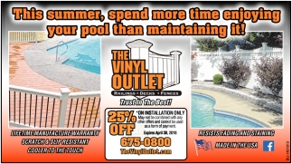 Spend more time enjoying your pool!