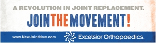 A Revolution in joint Replacement