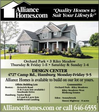 Quality Homes Suit Your Lifestyle