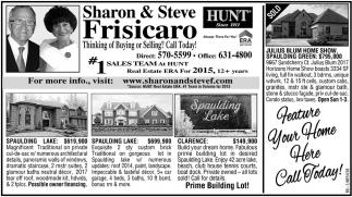 Sharon & Steve Frisicaro