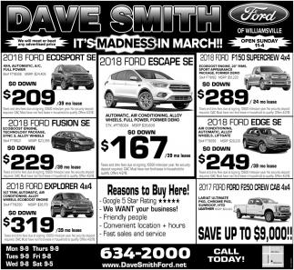 ford lease deals buffalo ny
