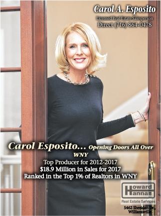 Carol A. Esposito