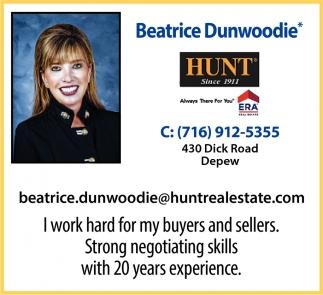 Beatrice Dunwoodie