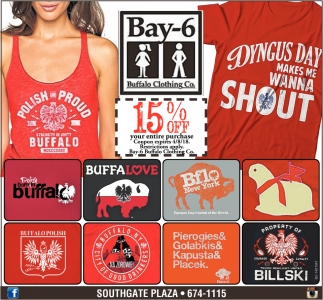 15% Off Your Entire Purchase!