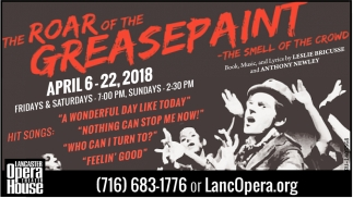 The Roar Of The Greasepaint