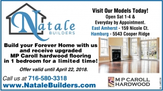Build your forever Home with us