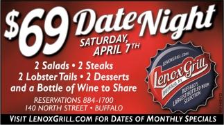 $69 Date Night