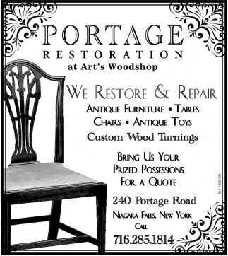 We Restore and Repair