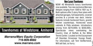 Townhomes at Windstone