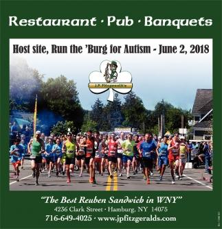 Restaurant. Pub. Banquets
