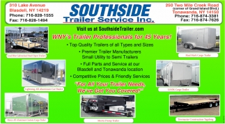 WNY's Trailer Professionals for 45 Years