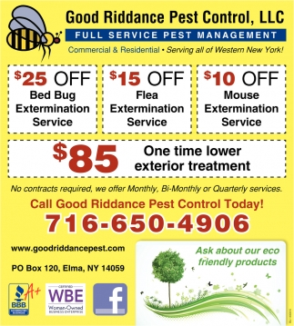 Ful lService Pest Management