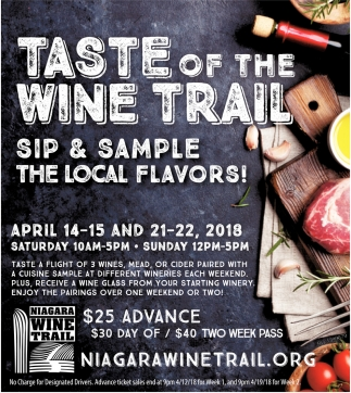 Taste of the Wine Trail