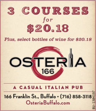 3 Courses for $20.17