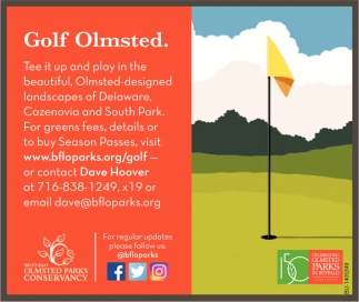 Golf Olmsted