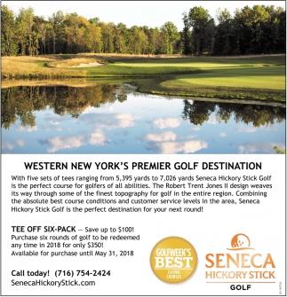 Western New York's Premier Golf Destination