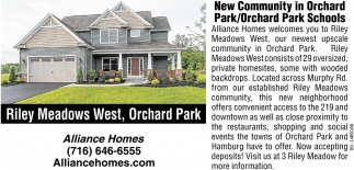 New Community In Orchard