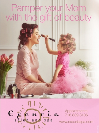Pamper Your Mom With The Gift Of Beauty