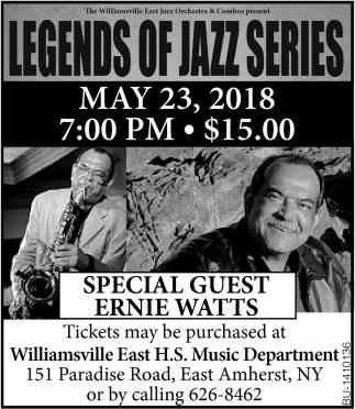 Legends Of Jazz Series