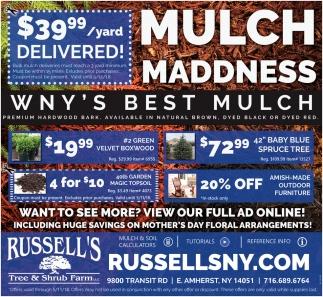 WNY's Best Mulch
