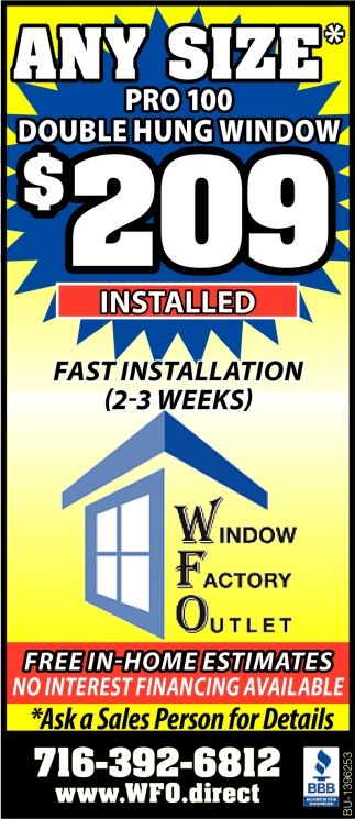 Fast Installation (2-3 Weeks)