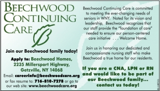 Join Our Beechwood Family Today!