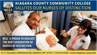 Salutes Our Nurses Of Distinction