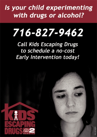 Is Your Child Experimenting With Drugs Or Alcohol?