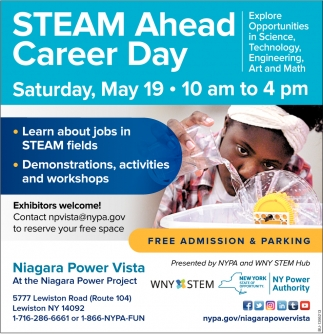 Steam Ahead Career Day