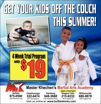 Get Your Kids Off The Couch This Summer!