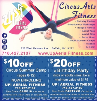 Circus Arts Fitness