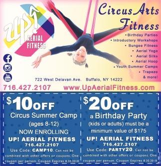Circus Arts Fitness