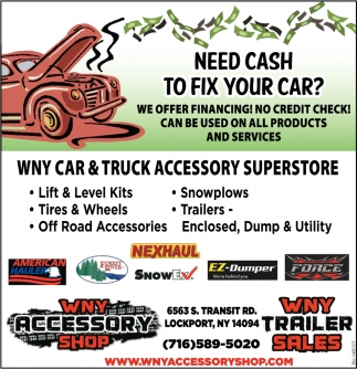Need Cash To Fix Your Car?