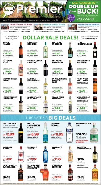 This Week's Big Deals