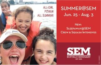 All-Girl Power All Summer!