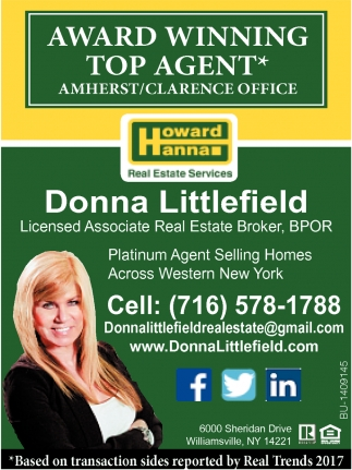 Award Winning Top Agent