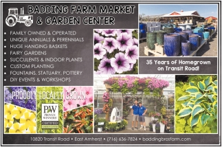Farm Market & Garden Center