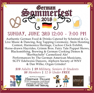 German Sommerfest