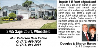 3765 Sage Court, Wheatfield