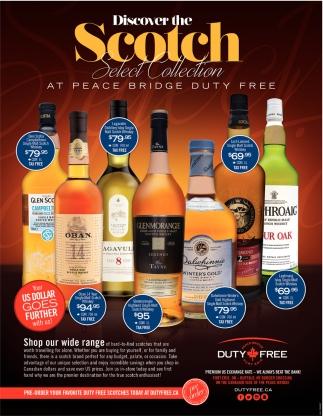 Discover The Scotch