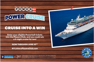 Cruise Into A Win