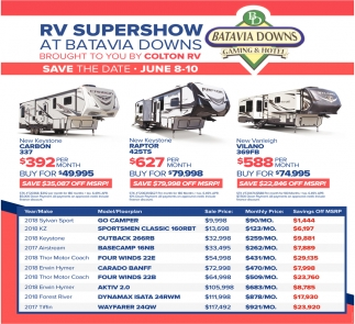 RV Supershow