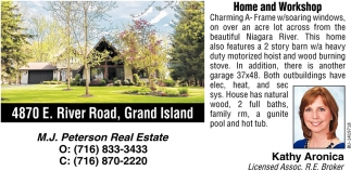 4870 E. River Road, Grand Island