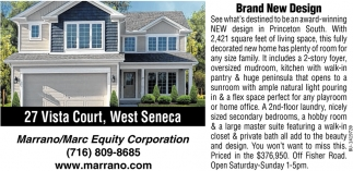 27 Vista Court, West Seneca