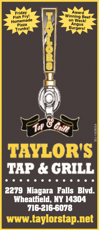 Taylor's Tap and Grill