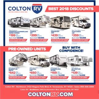 Best 2018 Discounts
