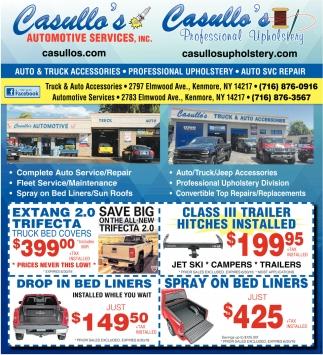 Complete Auto Service Repair Casullo S Automotive Services Inc Ny