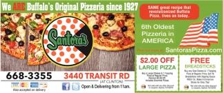 Buffalo's Original Pizzeria
