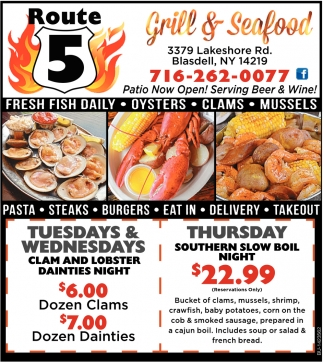 Grill & Seafood